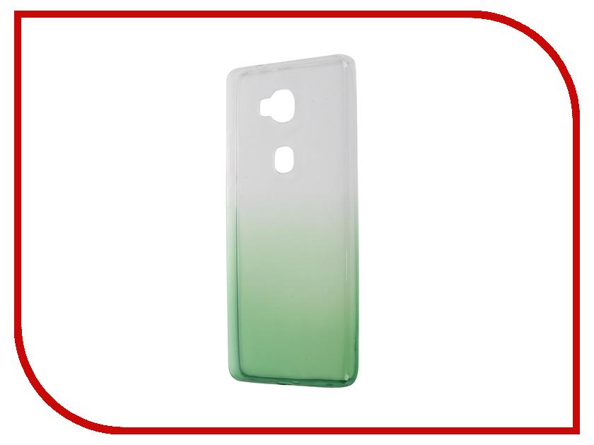 Аксессуар Чехол Huawei 5X IQ Format Silicone Green<br>