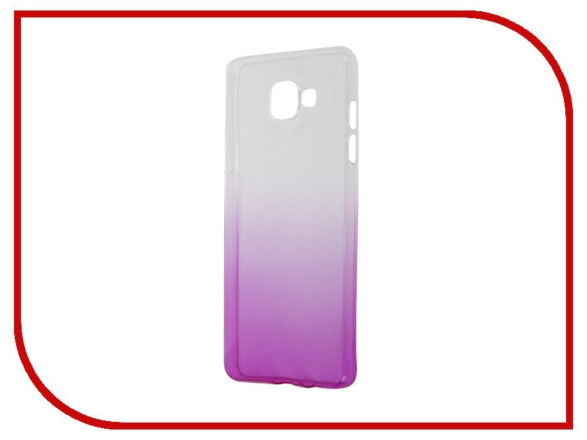 Аксессуар Чехол-накладка Samsung Galaxy A5 2016 A510 IQ Format Violet<br>