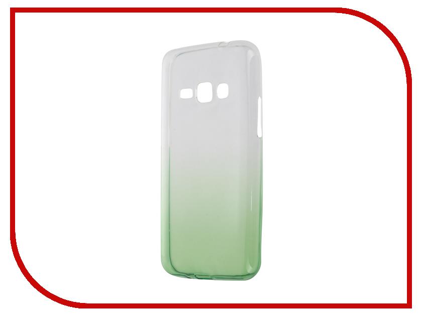 ��������� �����-�������� Samsung Galaxy J1 2016 J120 IQ Format Green