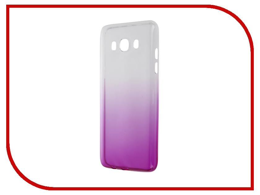 Аксессуар Чехол-накладка Samsung Galaxy J5 2016 IQ Format Violet<br>