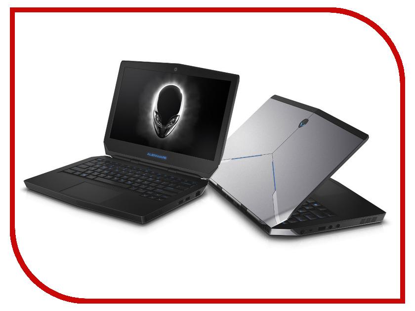 Ноутбук Dell Alienware 13 A13-4330 (Intel Core i5-4210U 1.7 GHz/16384Mb/256Gb SSD/No ODD/nVidia GeForce GTX 860M 2048Mb/Wi-Fi/Cam/13.3/1920x1080/Windows 8.1 64-bit)<br>