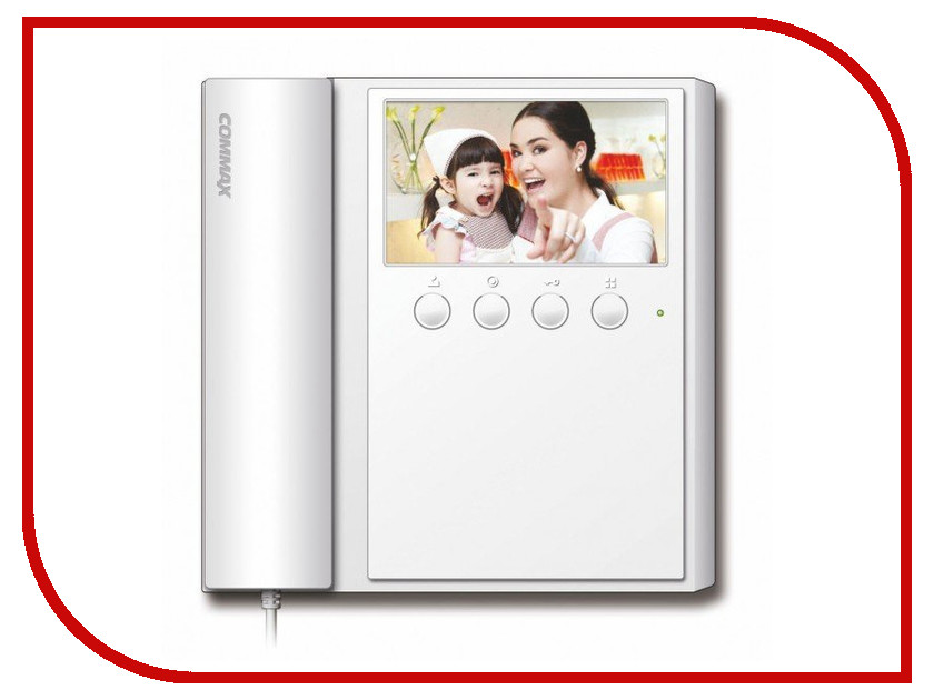 Видеодомофон Commax CMV-43A<br>