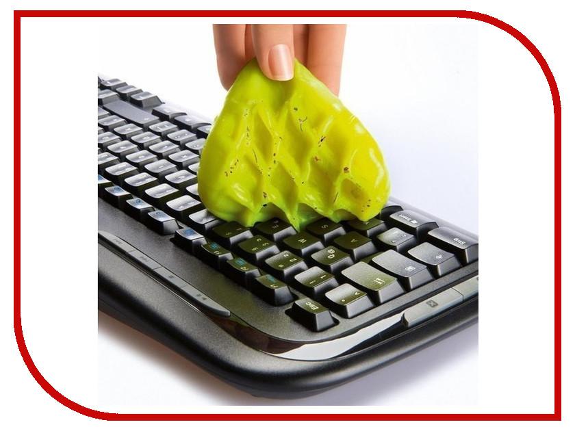 Аксессуар Super Clean Тряпка желе для труднодоступных мест Yellow