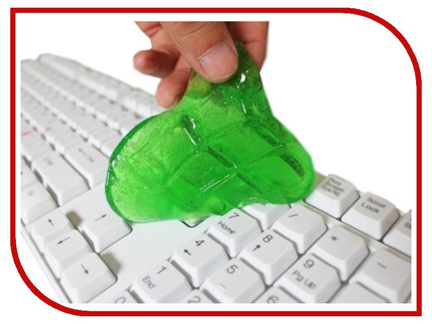 Аксессуар Super Clean Тряпка желе для труднодоступных мест Green<br>