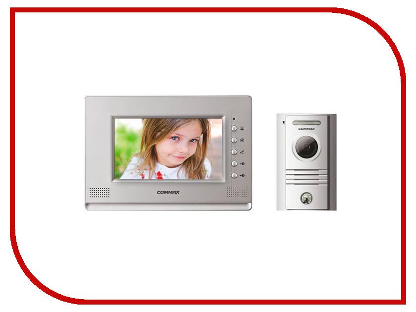Комплект Commax CDV-70AR3/DRC-40KR2 вызывная панель commax drc 40cic drc 4cic