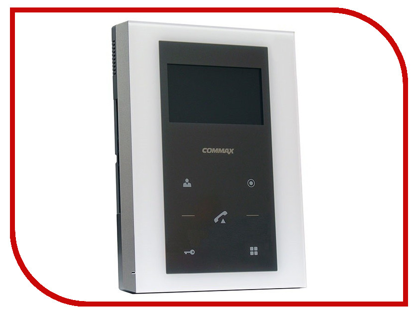 Видеодомофон Commax CMV-43S White