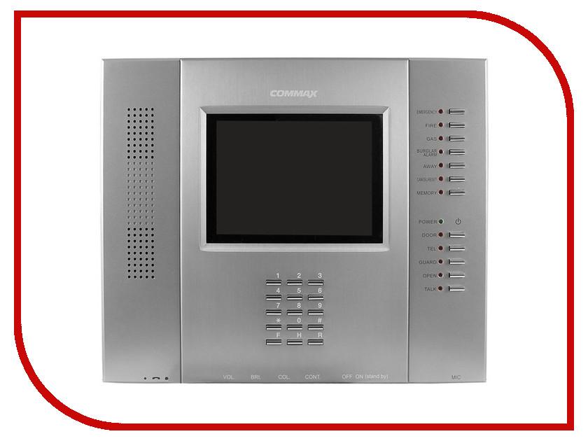 Видеодомофон Commax CAV-501A Silver<br>
