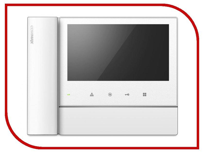 Видеодомофон Commax CDV-70N2 White cdv 51am