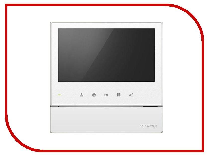Видеодомофон Commax CDV-70H2 White<br>