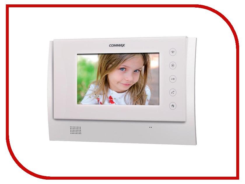 Видеодомофон Commax CDV-70UX White<br>