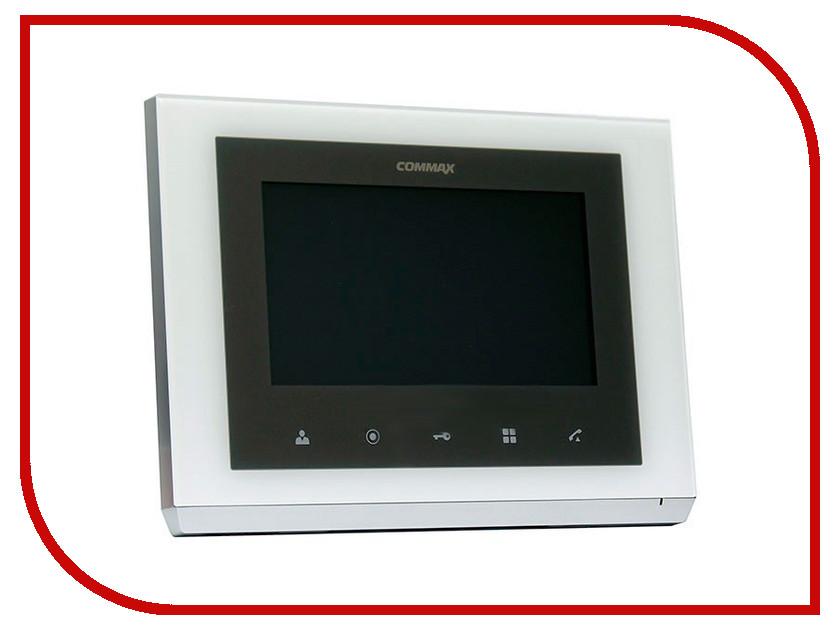 Видеодомофон Commax CMV-70S White<br>
