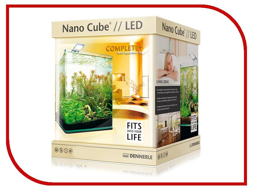 Аквариум Dennerle NanoCube Complete + LED DEN6020 10L<br>