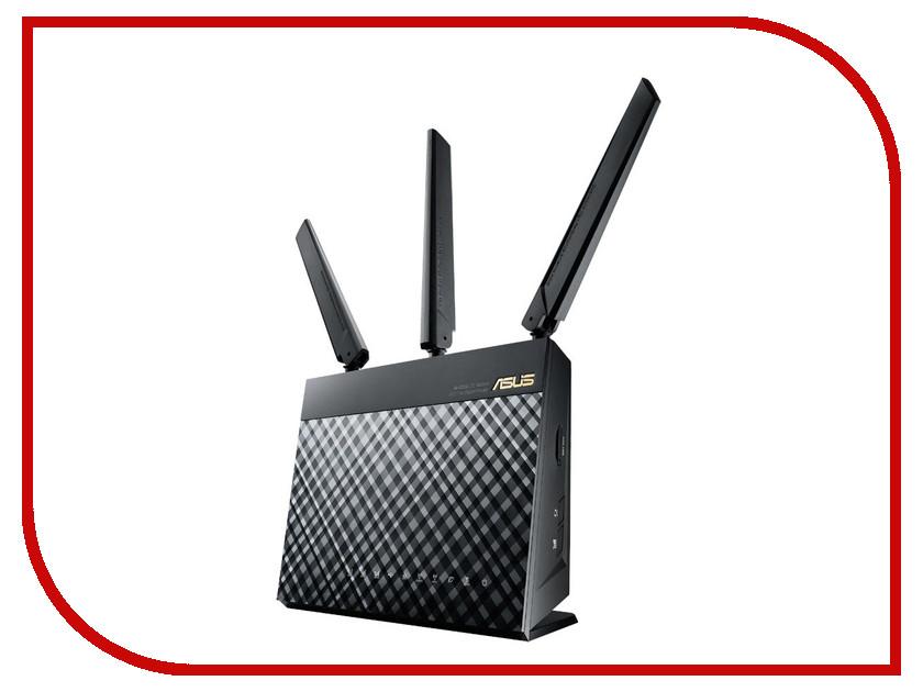 Wi-Fi роутер ASUS 4G-AC55U
