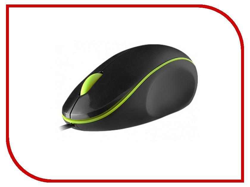 Мышь проводная iCON7 Q7 Black USB<br>
