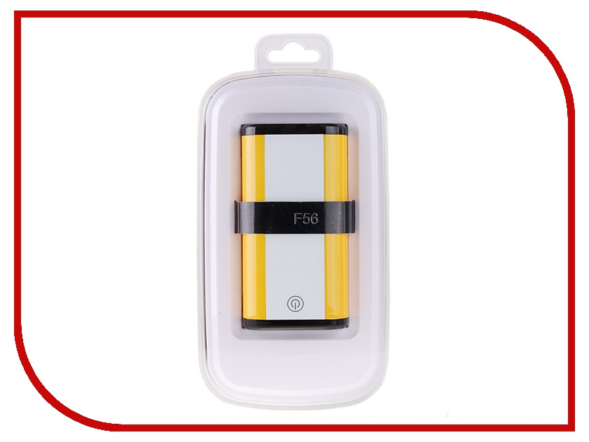 Аккумулятор Activ F-56 5600mAh Yellow-White SBS4000MAH 39426