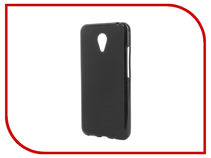 ��������� ����� Meizu M2 Note Activ Silicone Mat Black 52452