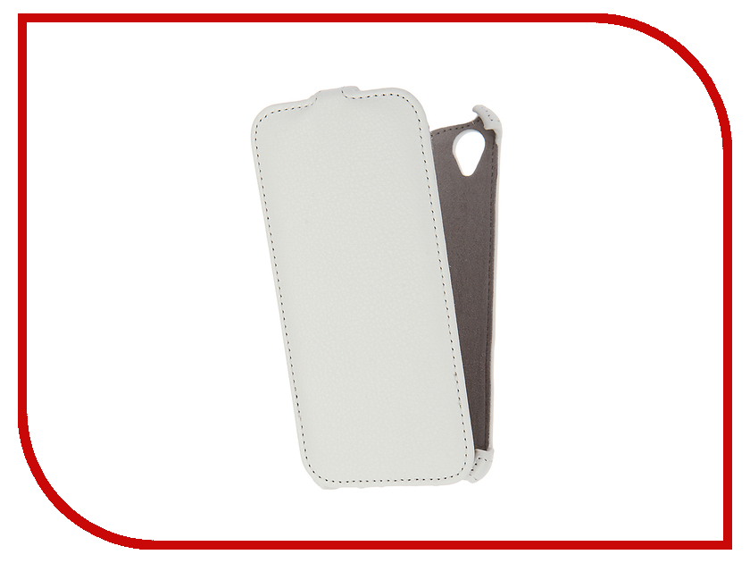 Аксессуар Чехол Sony Xperia X Performance Activ Flip Case Leather White 57564