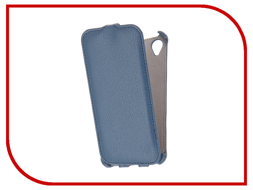 Аксессуар Чехол Sony Xperia X Perfomance Activ Flip Case Leather Blue 57560<br>