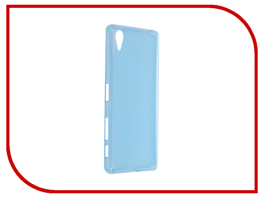 Аксессуар Чехол Sony Xperia X Performance Activ Silicone Mat Blue 57763<br>