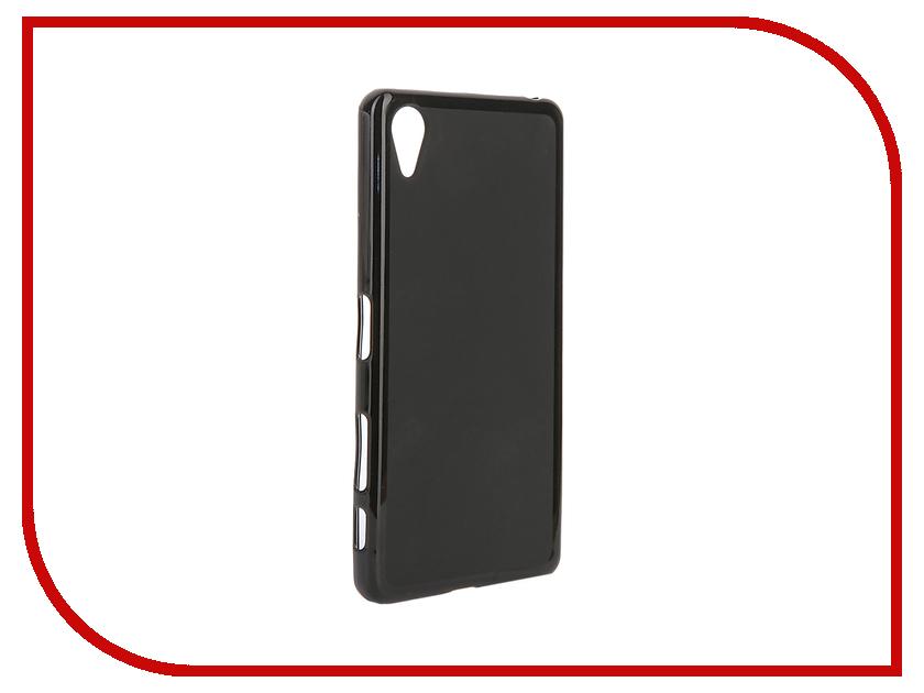 Аксессуар Чехол Sony Xperia X Performance Activ Silicone Mat Black 57762