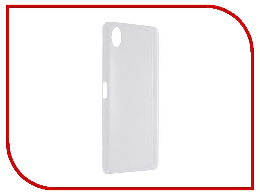Аксессуар Чехол Sony Xperia X Activ Zero 3 Silicone Ultrathin White 57634