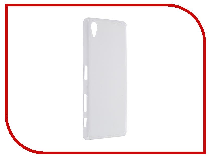 Аксессуар Чехол Sony Xperia X Activ Silicone Mat White 57767