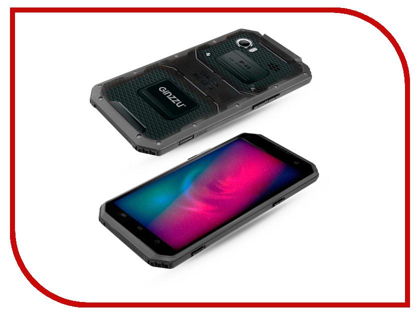 Сотовый телефон Ginzzu RS97D Black сотовый телефон ginzzu rs93 dual black
