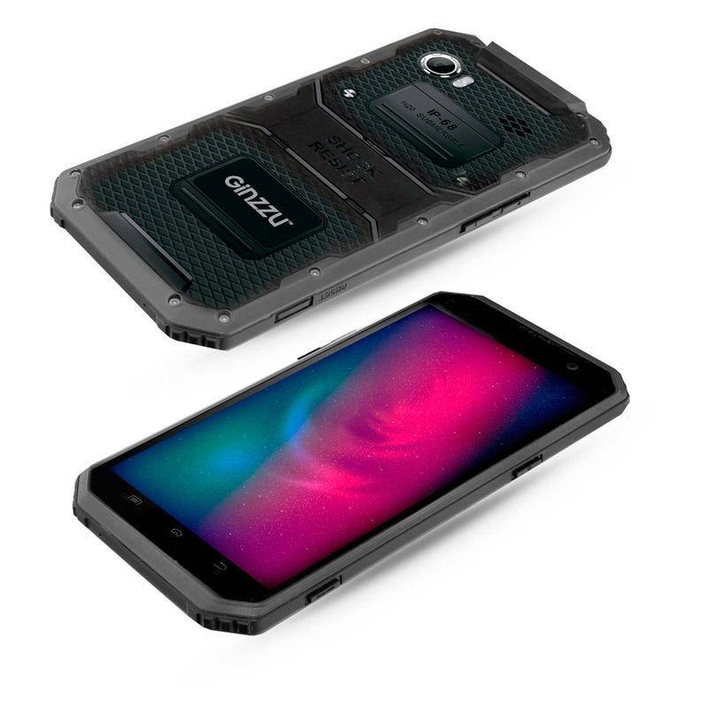 Сотовый телефон Ginzzu RS97D Black цена