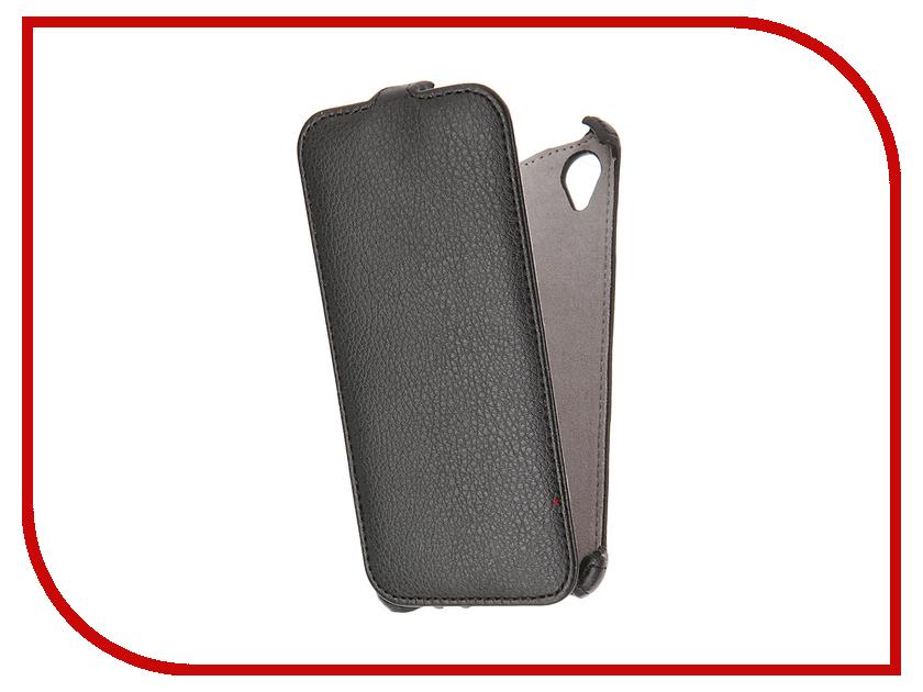 Аксессуар Чехол Sony Xperia X Activ Flip Case Leather Black 57383<br>