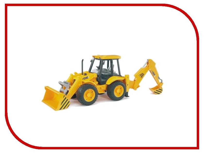 Игрушка Bruder JCB 4CX трактор 02-428<br>