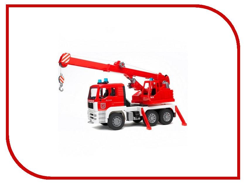 Машина Bruder MAN пожарный кран 02-770