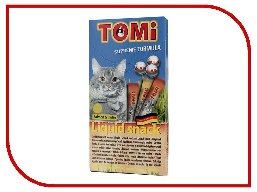 Корм TOMI Лосось/Инулин 15g 133.038 для кошек<br>