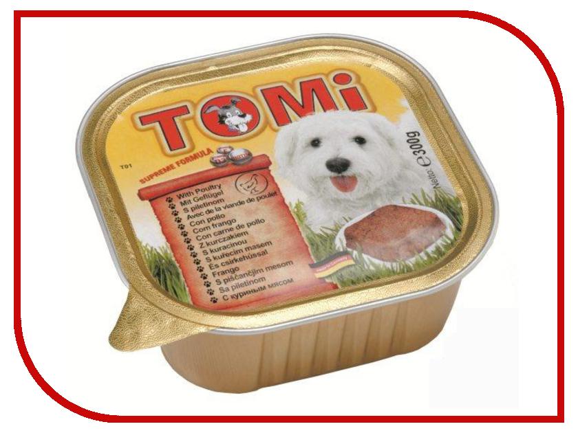 Корм TOMI Птица 300g 133.008 для собак<br>