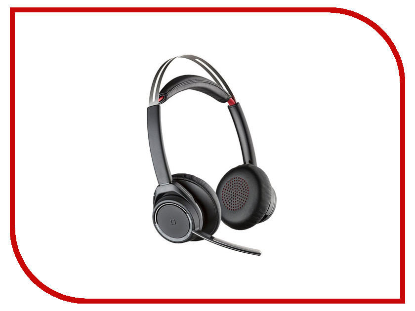 Гарнитура Plantronics Voyager Focus UC гарнитура plantronics audio 655 dsp