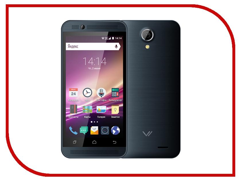 Сотовый телефон Vertex Impress U Too Black Sapphire<br>