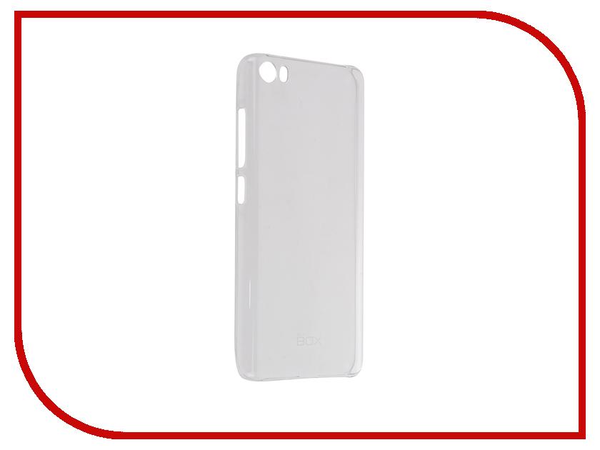 Аксессуар Чехол Xiaomi Mi5 SkinBox Crystal 4People Transparent T-S-XM5-007<br>