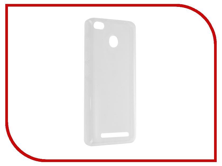 Аксессуар Чехол Xiaomi Redmi 3 Pro SkinBox Slim Silicone Transparent T-S-XR3P-005