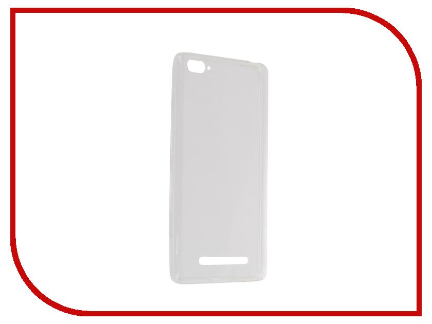 Аксессуар Чехол Xiaomi Mi4i SkinBox Slim Silicone Transparent T-S-XMi4i-006