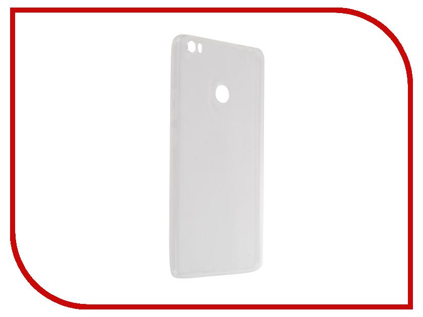 Аксессуар Чехол Xiaomi Mi Max SkinBox Slim Silicone Transparent T-S-XMM-006<br>