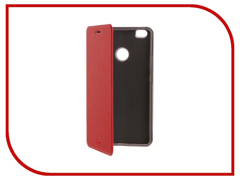 Аксессуар Чехол Xiaomi Mi Max SkinBox Lux Red T-S-XMM-003