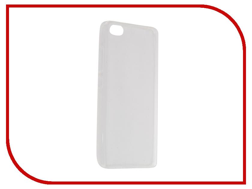 Аксессуар Чехол Xiaomi Mi5 SkinBox Slim Silicone Transparent T-S-XM5-006<br>
