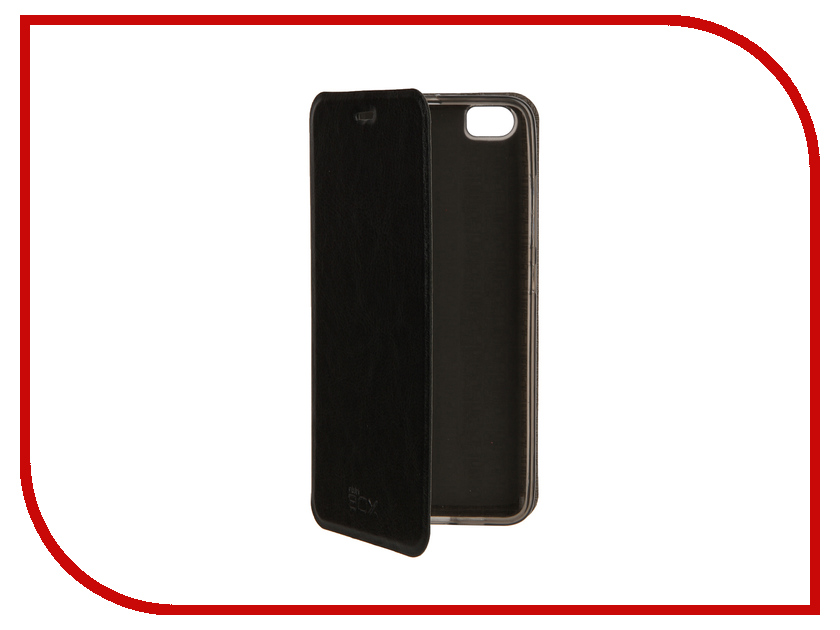 Аксессуар Чехол Xiaomi Mi5 SkinBox Lux Black T-S-XM5-003<br>