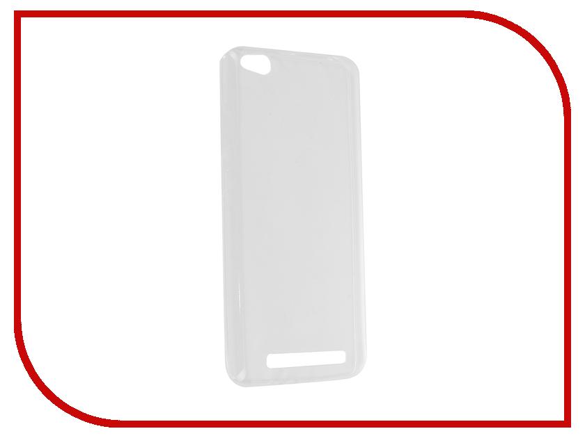 Аксессуар Чехол Xiaomi Redmi 3 SkinBox Slim Silicone Transparent T-S-XR3-006
