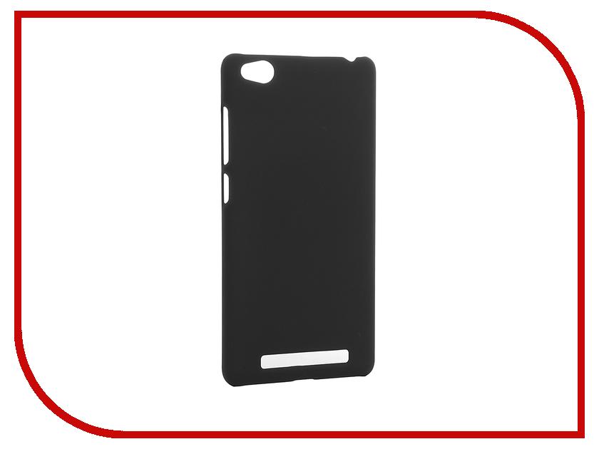 Аксессуар Чехол Xiaomi Redmi 3 SkinBox Shield Case 4People Black T-S-XR3-002<br>