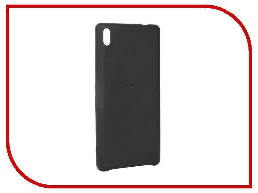 где купить  Аксессуар Чехол Sony Xperia XA Ultra SBC34 Black  дешево