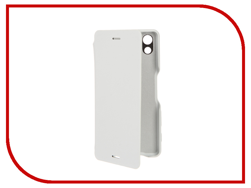 Аксессуар Чехол Sony Xperia X Performance SCR58 White