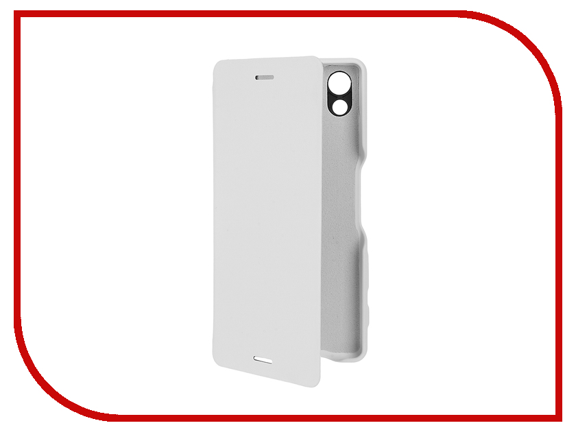 Аксессуар Чехол Sony Xperia X SCR52 White<br>