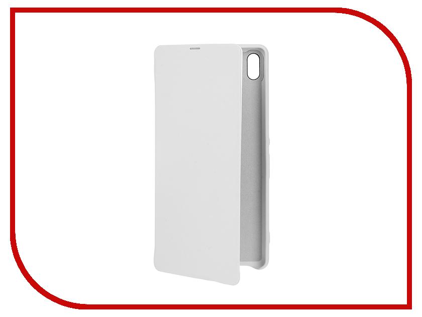 Аксессуар Чехол Sony Xperia XA Ultra SCR60 White смартфон sony xperia xa1 ultra dual
