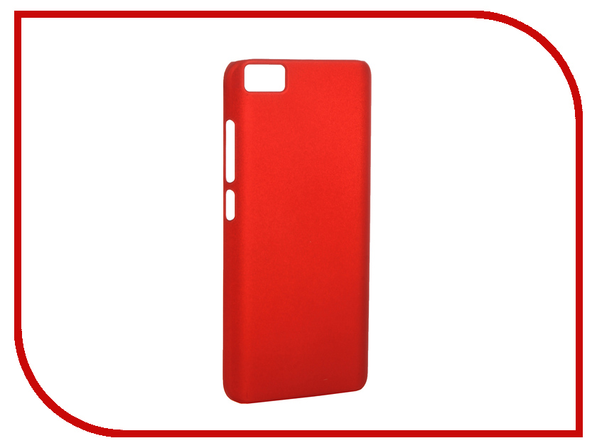 Аксессуар Чехол Xiaomi Mi5 SkinBox Shield Case 4People Red T-S-XM5-002<br>