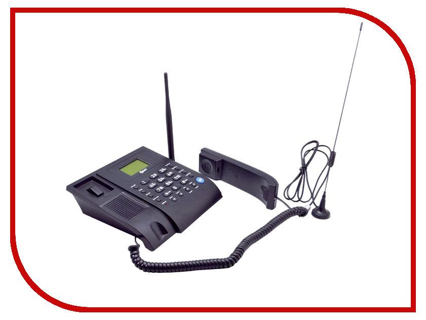 Телефон Даджет MT3020B Black гаджет гибкая видеокамера даджет mt1010